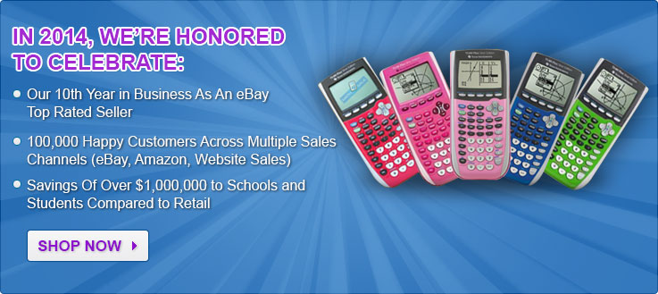 Math4Sale TI Graphing Calculators | eBay Stores